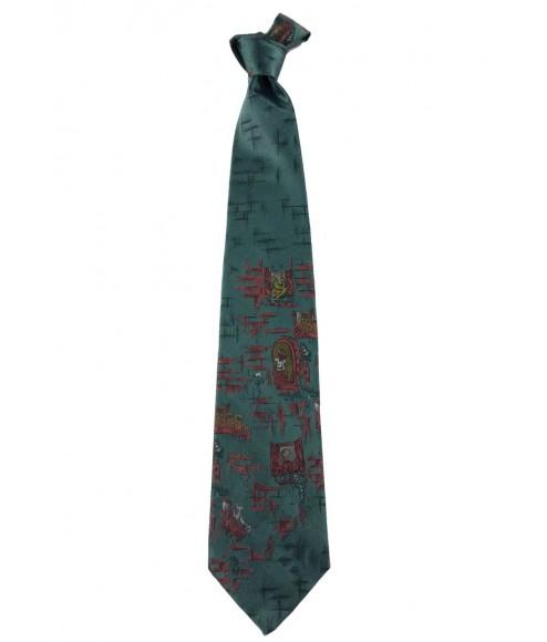 Αντρική γραβάτα με σχέδια 18833