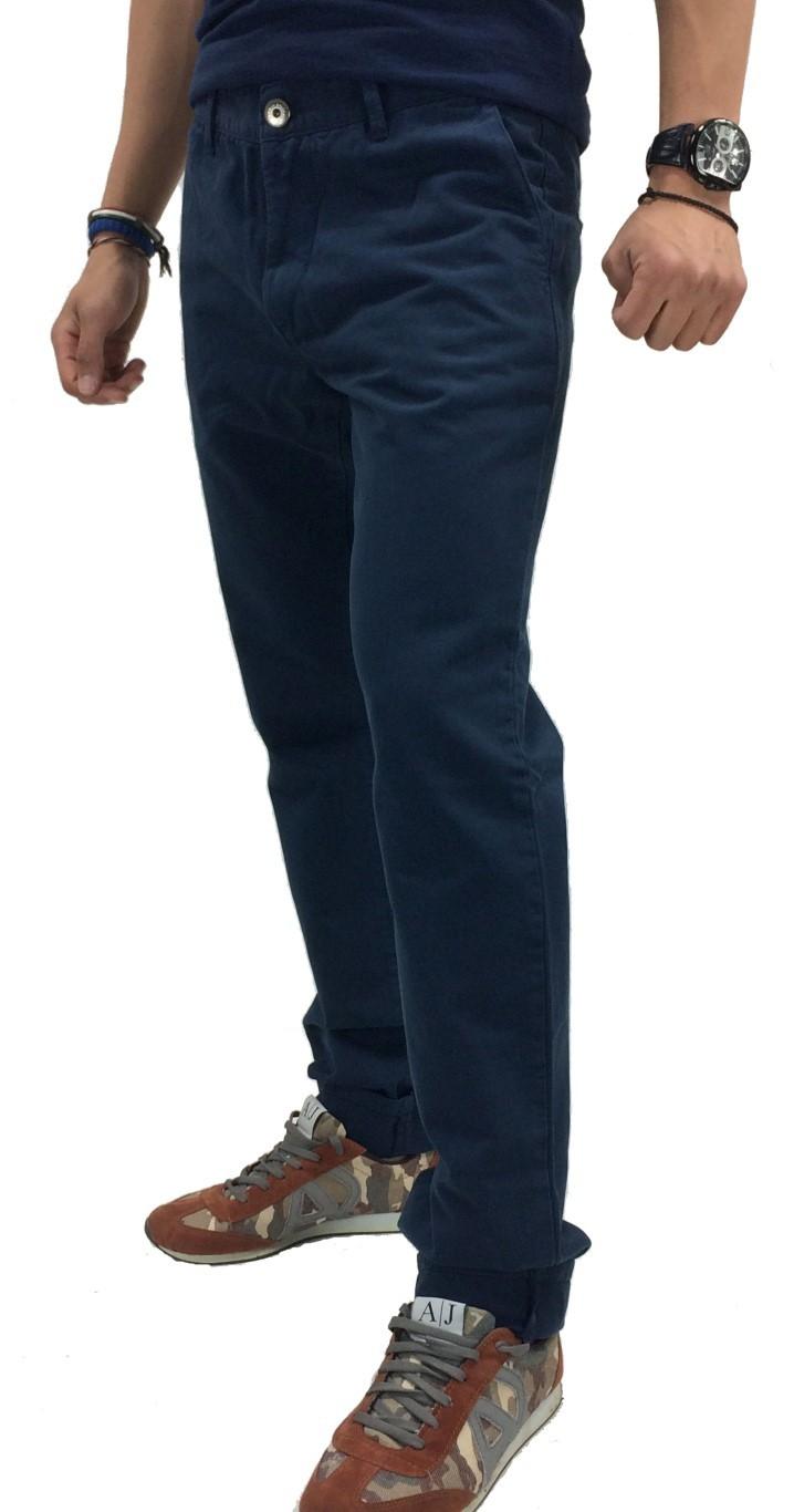 Chinos υφασμάτινο παντελόνι Du.Saul-P 2d04aa66027