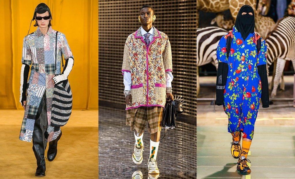Το vintage στυλ σε ανδρικά ρούχα έρχεται με μοτίβα που ίσως θα έβλεπες σε ταπετσαρίες