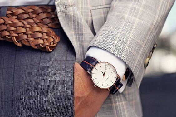 Ανδρικό ρολόι, το απαραίτητο αξεσουάρ