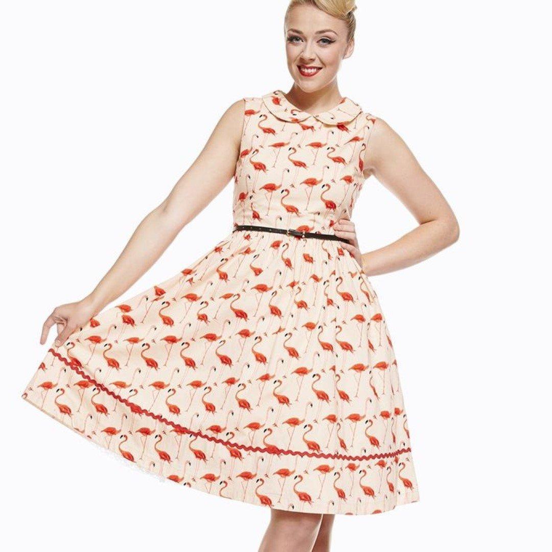 Φόρεμα σε Α γραμμή για μεγαλύτερες ηλικίες