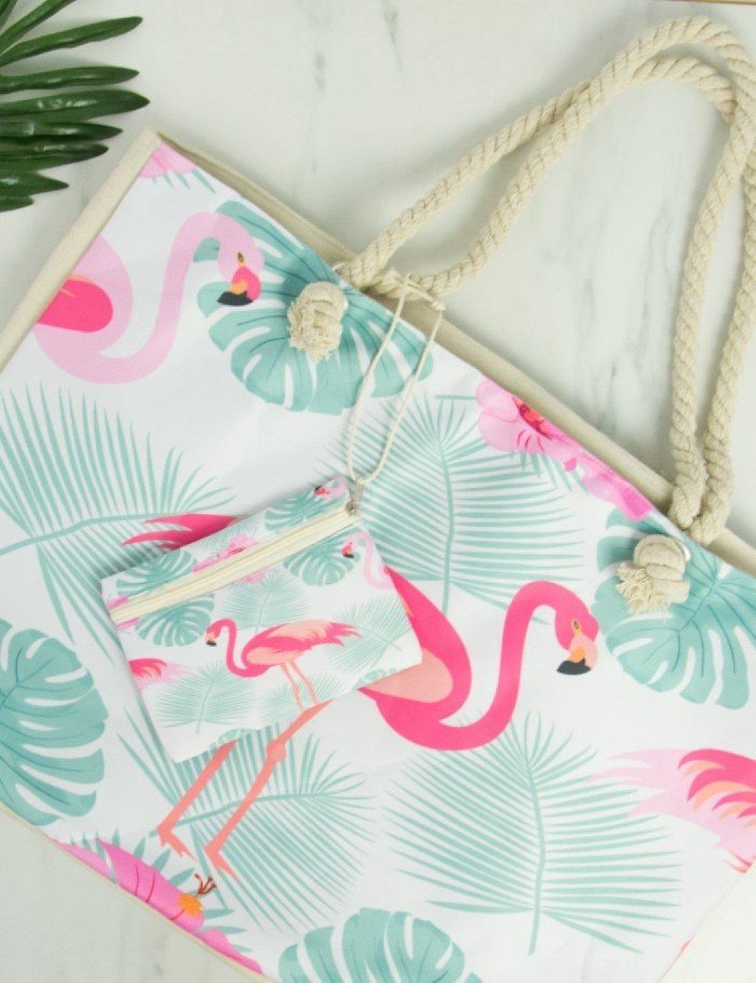 Μεγάλη Τσάντα παραλίας από toRouxo