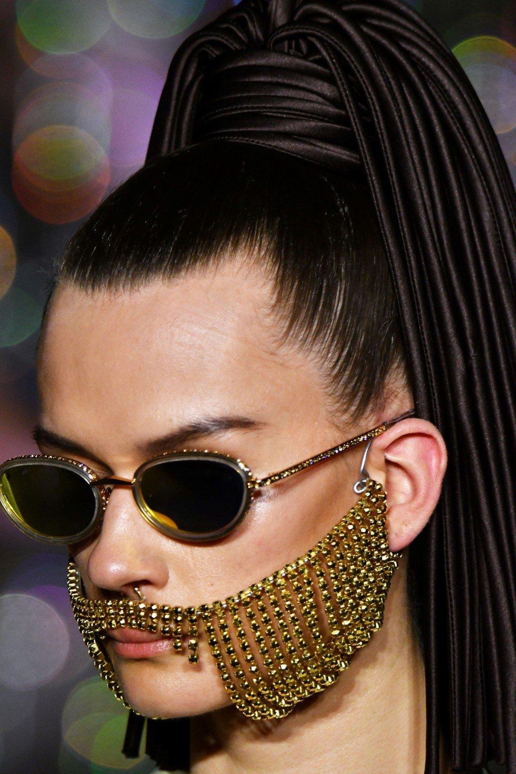 Γυναικεία γυαλιά ηλίου οβάλ θα είναι στη μόδα