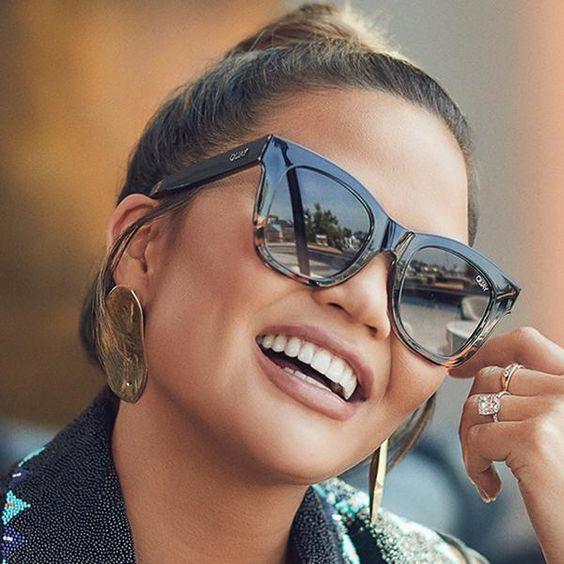 Γυναικεία γυαλιά ηλίου τραπέζιο νέα τάση