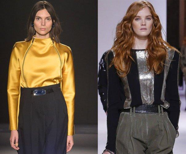 Τα χρώματα που θα φορεθούν φετος στις γυναικείες μπλούζες
