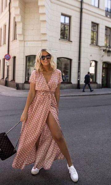 Maxi Φορεματα αερινα για το καλοκαιρι | Μακρια | Καλοκαιρινα