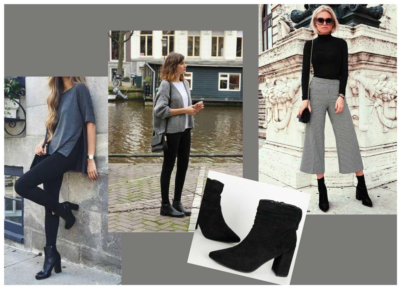 Trend Alert: Φόρεσε μποτάκια γυναικεία σε όλες σου τις εξόδους