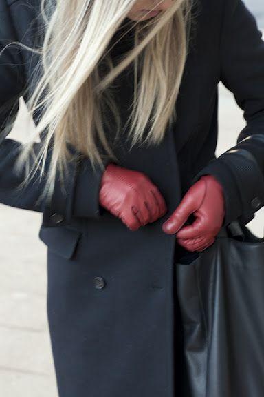 Εξτρα ζεστασιά και στυλ: Γάντια!