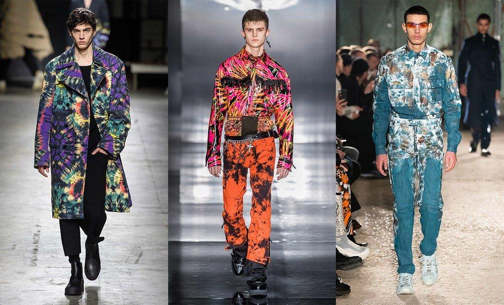 Tα χρώματα που ξέβαψαν θα είναι το βασικό χρωματιστό μοτίβο που θα φοράς φέτος