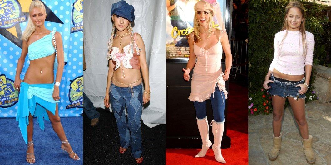 Γυναικεία ρούχα - η μόδα το millenium