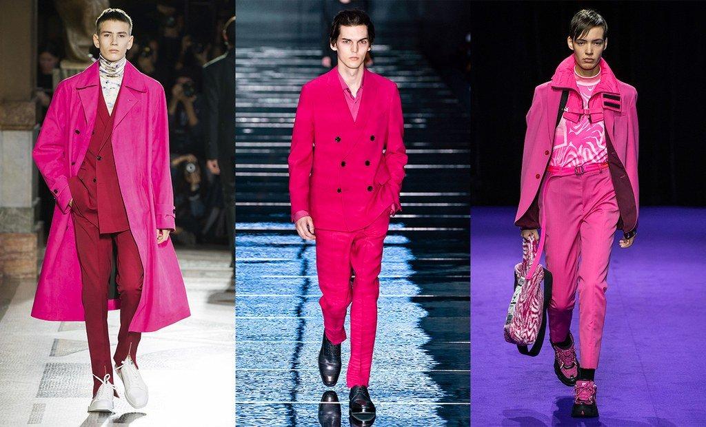 Σε όλες τις αποχρώσεις του, το ροζ θα παραστεί σε κάθε fashion item