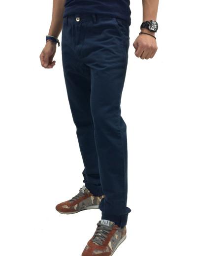 Chinos υφασμάτινο παντελόνι Du.Saul-P