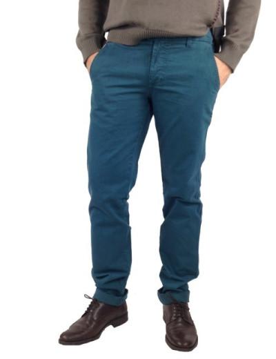 Υφασμάτινο παντελόνι Trial OLIVER Κυπαρισσί