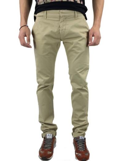 Premium υφασμάτινο παντελόνι Trieste 1008 (Μπεζ)