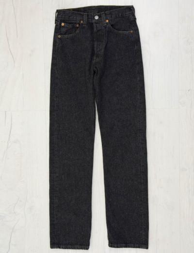 Ανδρικό γκρι με χνούδι τζιν παντελόνι Levis 5010159A