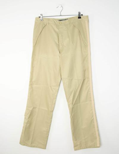 Ανδρικό μπεζ παντελόνι αδιάβροχο 012029