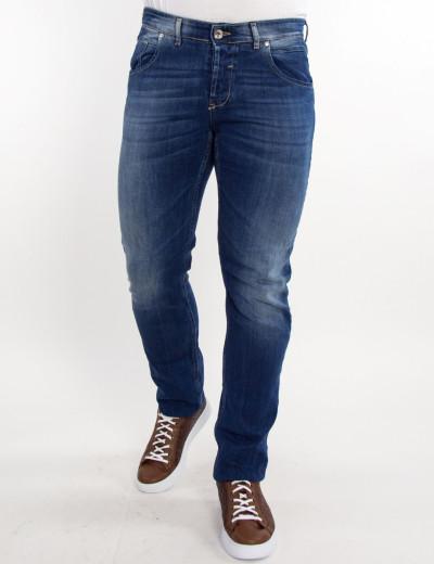 Ανδρικό μπλε τζιν παντελόνι Trial 20MARVINA