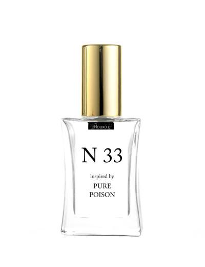 N33 εμπνευσμένο από PURE POISON