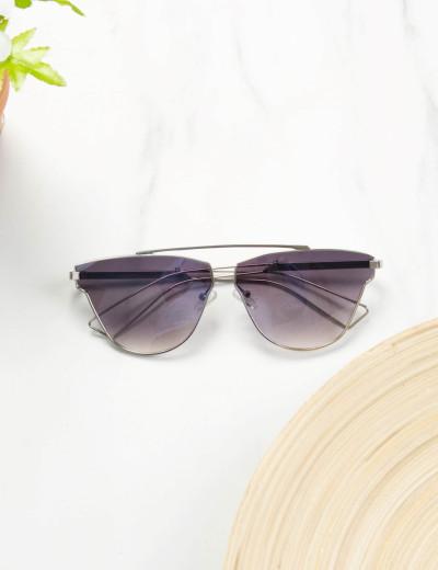 Γυναικεία Γυαλιά Ηλίου Μαύρα S7138L