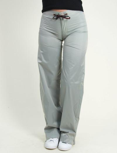 Γυναικεία γκρι αδιάβροχη παντελόνα DF203F