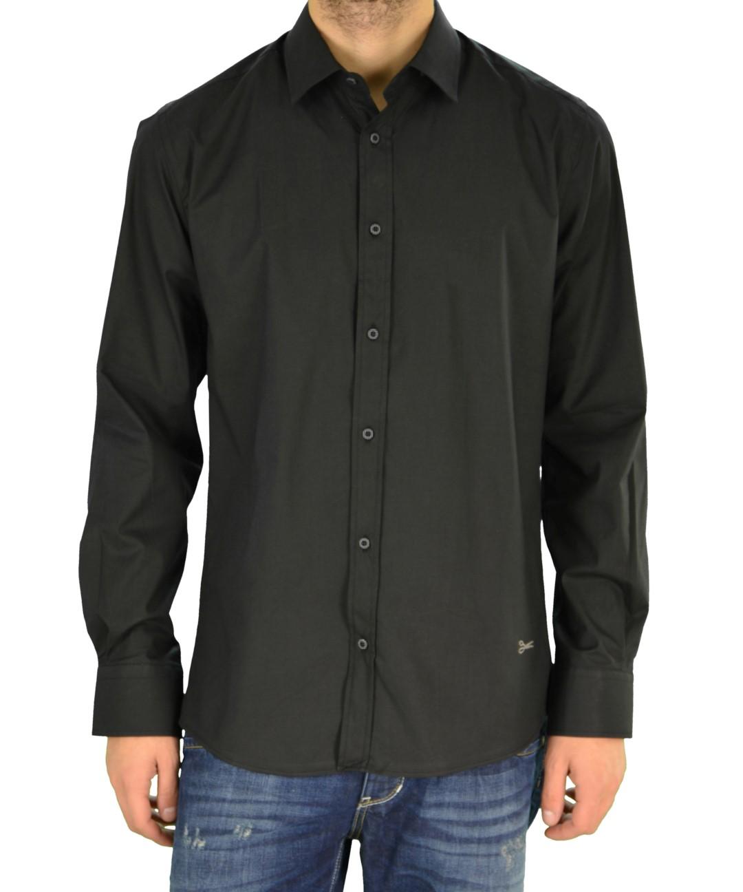 Ben Tailor μαύρο πουκάμισο 185210B 89b05c4a213