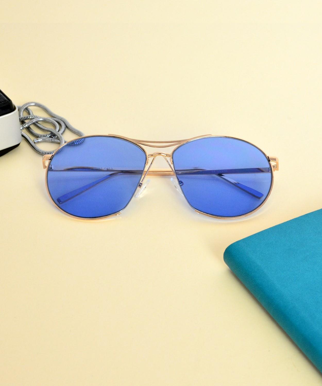 a1c2f66ca1 Γυναικεία Γυαλιά Ηλίου Μπλε S7067G