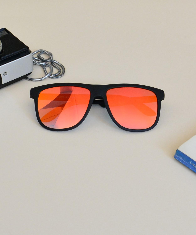 Ανδρικά γυαλιά ηλίου φακός καθρέπτης πορτοκαλί S3006U f4f313d3eb6