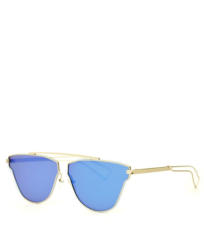 Γυναικεία Γυαλιά Ηλίου Μπλε S7138G 852105a7487