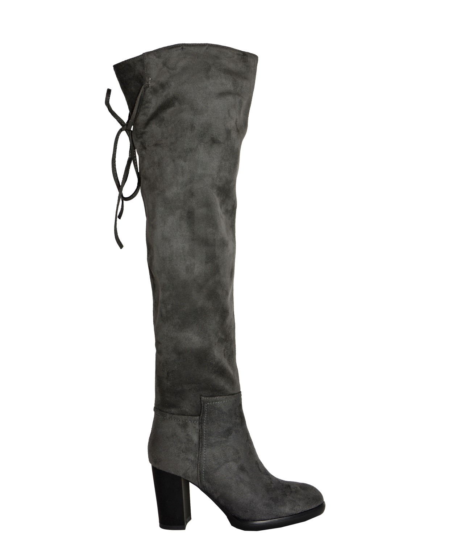 82e908ea58d Γυναικεία > Παπούτσια > Μπότες / Μπότες για την πόλη Vic POUDINA ...