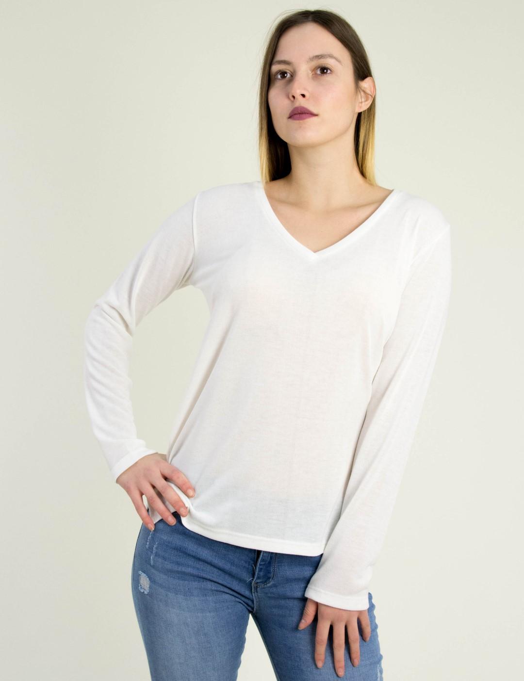 95021f0c6eae Γυναικείο γκρι βαμβακερό tshirt με patch 1176110L. Marlen - 12.90 €. Γυναικείο  γκρι · Γυναικεία λευκή μακρυμάνικη μπλουζα Ve 1175769W