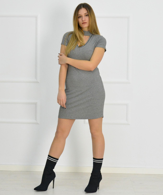 d2b58fbee966 Γυναικεία   Ρούχα   Φορέματα   Καθημερινά   Γυναικείο φόρεμα δαντέλα ...