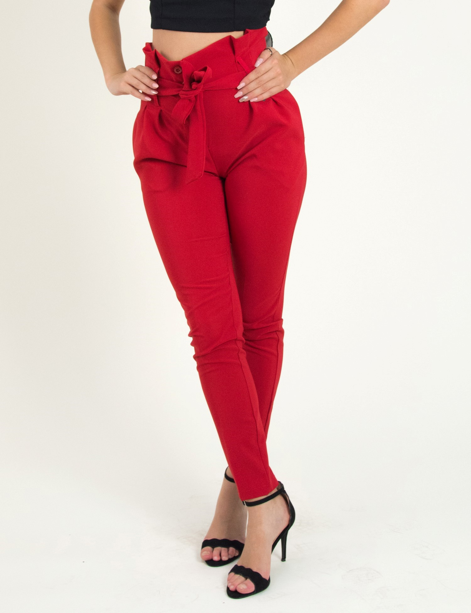 3951b145c3 Γυναικεία   Ρούχα   Παντελόνια   Casual   All Day   Παντελόνι chino ...