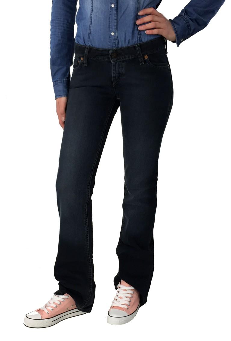 Levis bootcut μαύρο τζιν παντελόνι 5258554